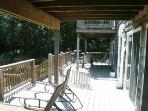 158218 10 55x12 deck off living and dining rooms