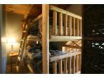 Full/Double bunk beds for the kids