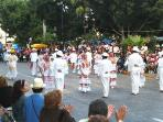 Enjoy the traditional dancers at the main plaza and other activites on weekends