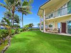 King Waipouli!** BEACH FRONT Large Yard, large floor plan CALL NOW