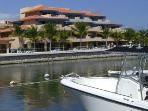 Looking at Porto Bello Grand Marina