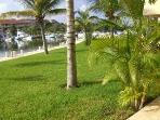 Villa 008 lawn