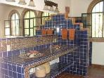 upstairs blue bathroom