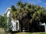 Original 1930s My Beach House on Tybee Island GA  sleeps 10  screened porch on private lane