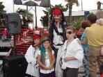 Tybee\\\'s Johnny Depp at Pirate Festival