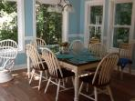 NEW DINING AREA