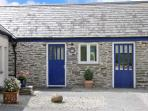 WHEAL KITTY, character holiday cottage, with a garden in St Newlyn East, Ref 2140