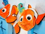 The kids will love sharing this room with Nemo, Dory, Crush and friends!