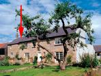 ROCK MILL COTTAGE, family friendly, character holiday cottage, with a garden in