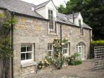 THE COACH HOUSE, pet friendly, luxury holiday cottage, with a garden in Lowick Near Holy Island, Ref 1979