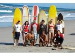 Billabong Surf School on site!~