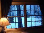 Living Room window - winter