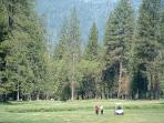 Wawona Golf Course, 1 mile from home