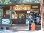 Pine Tree Market - 3 minute walk from home