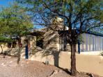 Casa Encantada, tranquility in the west Tucson desert
