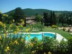 Swimming pool at Sant Antonio