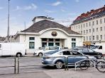 Naschmarkt aruond the corner