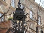Margaretenplatz, a 19th century resident compley in venetian neo renaissance style.