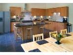 Fabulous dining kitchen
