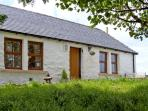 THE OLD COTTAGE, romantic, country holiday cottage, with multi-fuel stove in Suladale, Isle Of Skye, Ref 2676