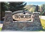 The Snowcrest complex is just a quick 3 minute walk to 3 ski lifts at Park City Mountain Resort