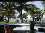 Negril 7 mile beach Ocean front condo