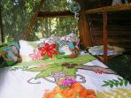 Costa Rica Vacation Rental Tree House Monkey Room