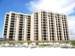 Beach View of Navarre Towers