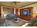 Den Behind Living Room