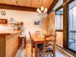 Tamarisk Dining Breckenridge Lodging Vacation Rentals