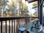 Tamarisk Balcony Breckenridge Lodging Vacation Rentals
