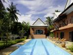 Private Pool Villa - sleeps up to 8 guests