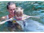 Come and swim with Key Largo\'s Dolphins