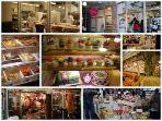 A Treasure-Trove of Gourmet Gems - merely a 4-block stroll