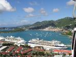 St. Thomas is the Cruise Ship Capital of the Caribbean