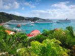 The Harbor in Charlotte Amalie, St. Thomas