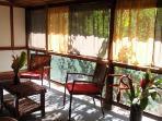 Deluxe Luxury Suite Living Area