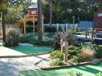 18 Hole Miniature Golf Course