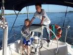Sailing adventure