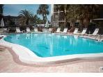 Fabulous oversized pool