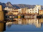 Beautiful Kyrenia Harbour