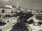 Split after second world war