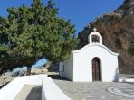 Chapel - St Paul's Bay - Lindos