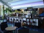 Lobby bar to meet new friends
