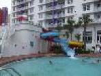 Our most popular Water Slide Pool