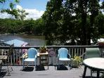 Year round rentals! 2BR Cove loc Lakefront Cabin pets OK in OsageBeach