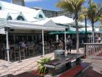 Oceanfront dining in Deerfield Beach, JB's and Oceans 234.
