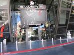 Front Entrance to Cosmopolitan