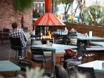 The Snack Bar on SoCo - great food, great patio, great people.