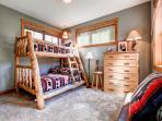 Rachel Lane Bunk Room Breckenridge Luxury Home Rentals